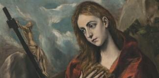 El Greco. La mirada de Rusiñol en Caixaforum Zaragoza.