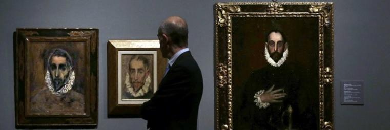 El Greco. La mirada de Rusiñol, la apuesta de estas navidades del Caixaforum