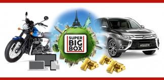 Cesta Navidad SuperBigBox
