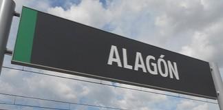Cercanías Zaragoza Alagón.