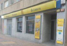 Oficina de Correos en Vía Hispanidad, Los Enlaces.