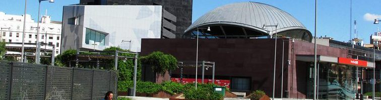 Estación de El Portillo cercanías.