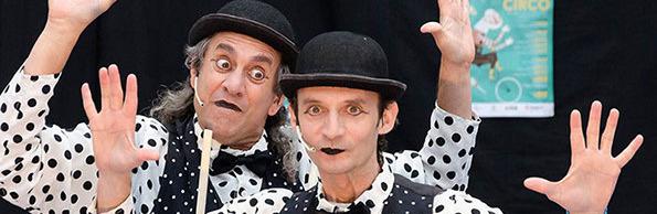 Festival de Circo en Zaragoza 2015.
