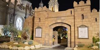 Belén de la Plaza del Pilar de Zaragoza