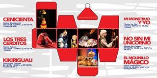 Obras de teatro para niños esta Navidad en el Teatro Arbolé