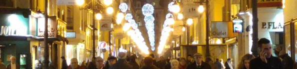 Programación de actividades en la Navidad de Zaragoza