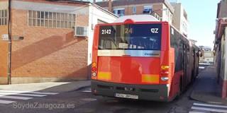 Huelga de autobuses de Zaragoza