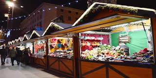 Horarios del mercadillo de navidad en la plaza del pilar