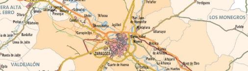 Atlas de la ciudad de Zaragoza