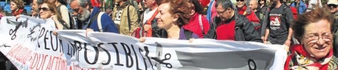 Listado de quejas y propuestas de los barrios de Zaragoza