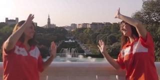 Vídeo de los informadores turísticos de Zaragoza en el 2015