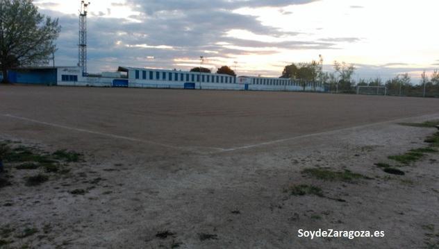 Campo municipal de f tbol de casetas - Casetas de campo ...