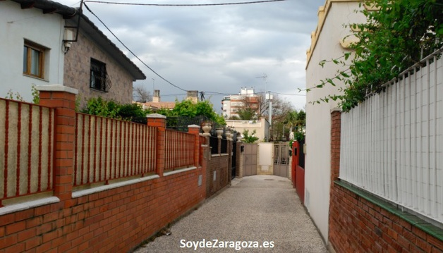 Ciudad jard n un oasis en las delicias for Casas en ciudad jardin