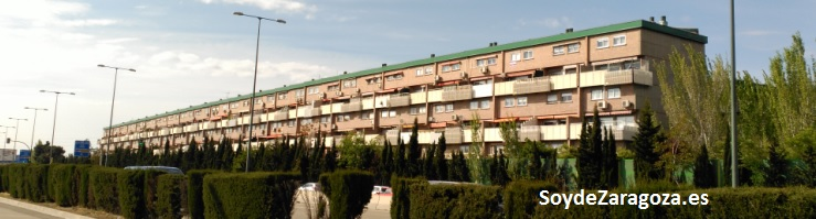 Viviendas de la Urbanización Torres de San Lamberto de Zaragoza