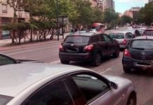 Día Sin Coches en Zaragoza