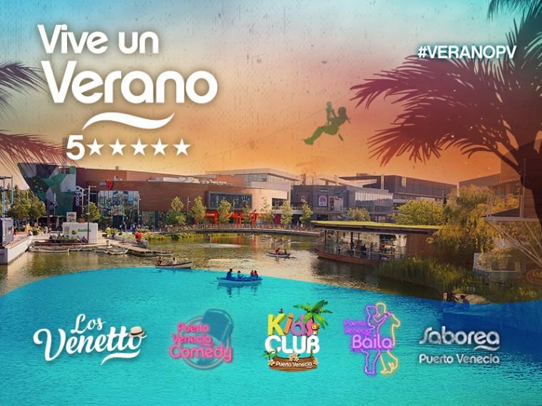 Actividades gratuitas de verano para todas las edades en - Puerto venecia horarios ...