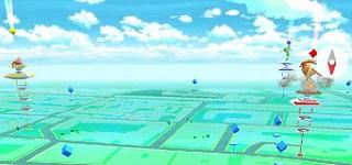 Mapa de ubicación de todos los Gimnasios del juego Pokémon Go en la ciudad de Zaragoza y alrededores