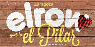Commprar entradas Elrow Fiestas del Pilar 2016 Parking Norte