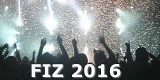 Entradas para el Festival de Música Independiente de Zaragoza - FIZ 2016 en la Sála Multiusos del Auditorio