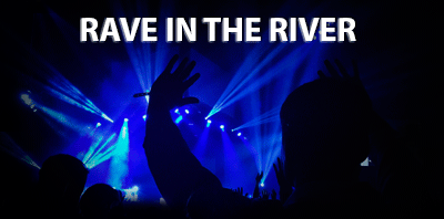 Comprar entradas Rave in the River Fiestas del Pilar 2016 Parking Norte