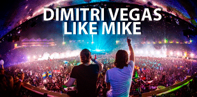 Comprar entradas Dimitri Vegas y Like Mike Fiestas del Pilar 2016 Parking Norte