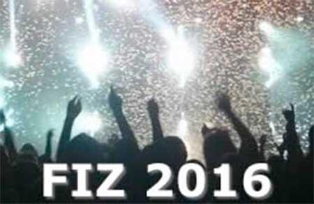 Entradas fiz festival 2016