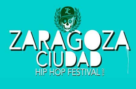 Entradas Zaragoza Ciudad Hip Hop Festival 2016