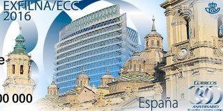 Exposición Correos en Zaragoza