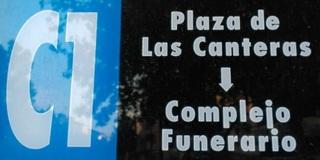 Línea autobús C1 Zaragoza al CementerioLínea autobús C1 Zaragoza al Cementerio