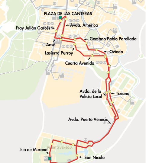 linea-c4-auzsa-puerto-venecia