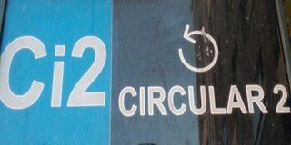 Línea Circular 2 en Zaragoza