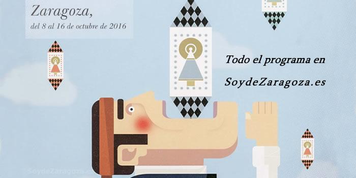 Programa de las Fiestas del Pilar 2017 por días