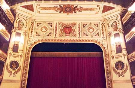 teatro principal fiestas del pilar zaragoza