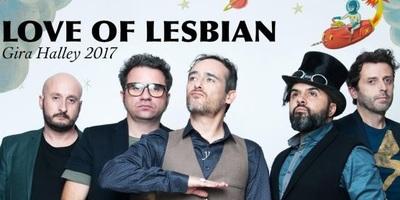 love of lesbian entradas en zaragoza