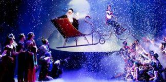 Un cuento de Navidad el musical zaragoza palacio de congresos