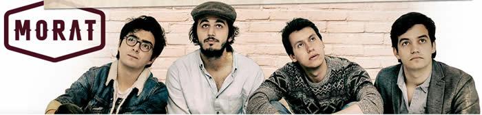 El grupo Morat actuará en concierto en Zaragoza, compra aquí las entradas.