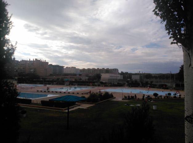 piscina en el actur zaragoza