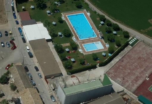 piscina de peñaflor en zaragoza